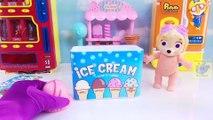 Nickelodeon Paw Patrol Colored Water Surprises PJ Masks Learn Colors Ice Cream Nursery Rhymes