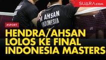 Hendra/Ahsan Lolos ke Final Indonesia Masters