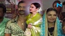 Shabana Azmi injured as car rams into truck on Mumbai-Pune expressway, rushed to hospital