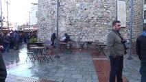 Bakan Ersoy Galata Kulesi önünde Beyoğlu Kültür Yolu Planını açıkladı