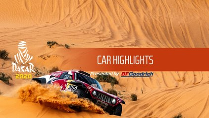Dakar 2020 - Car Highlights