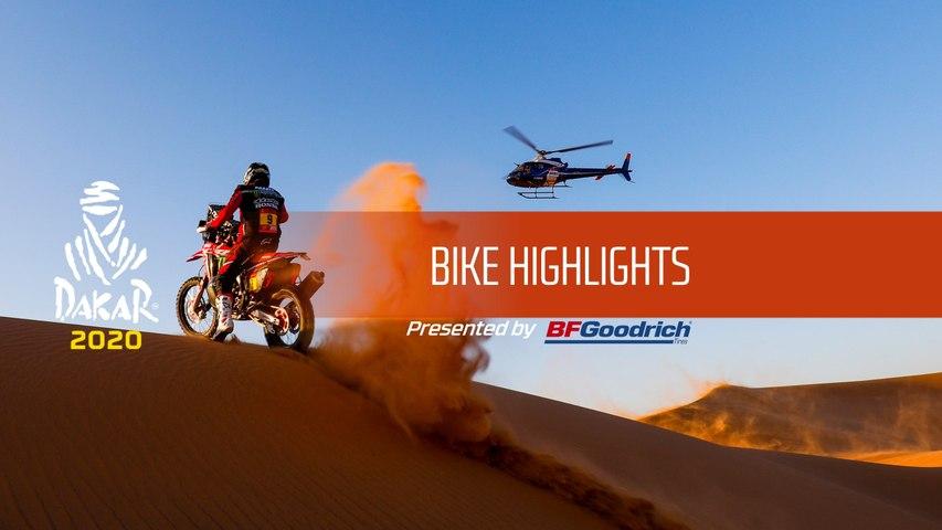 Dakar 2020 - Bike Highlights