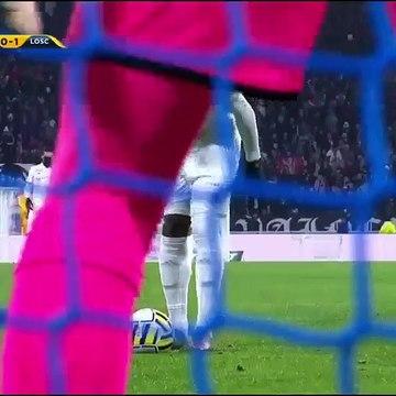 Lyon 2-2 Lille - Les but penalties - 21.01.2020