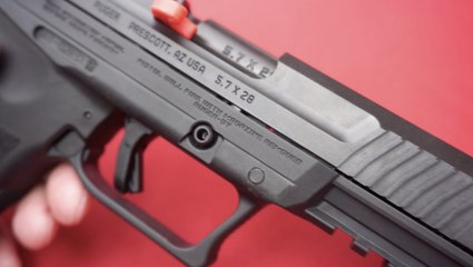 First Look: The Ruger 57
