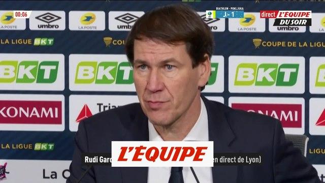 Garcia «On n'a encore rien gagné» - Foot - C. Ligue