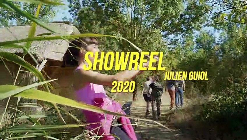 Showreel / Bande démo 2020 - Julien Guiol - Director / Réalisateur