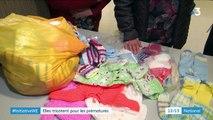 Solidarité : elles tricotent des vêtements adaptés aux bébés prématurés