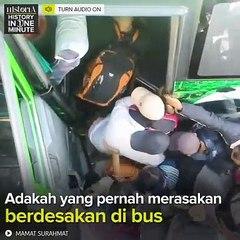 Bus Khusus Kaum Pedagang