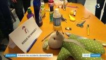 Éducation : prévenir les accidents domestiques dès l'école