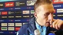 Lazio - Sampdoria: Leiva in mixed