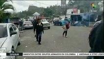 Tema de la semana: nueva caravana migrante de hondureños