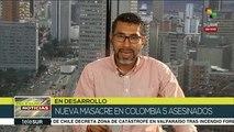 teleSUR Noticias: México ofrece refugio a migrantes