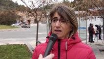 Los vecinos de Ayegui (Navarra) consternados por la muerte de los dos niños