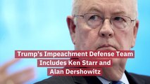 The Trump Defense Team