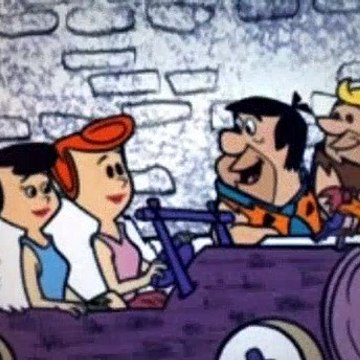 The Flintstones Season 4 Episode 25 Bachelor Daze