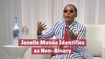 Janelle Monáe Opens Up