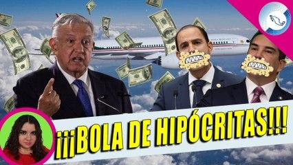 Infame Oposición Se Burla De AMLO Por Avión Presidencial; Gobierno Les Responde y Los Calla
