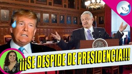 Habrán Cambios En USA Con Juicio a Trump; AMLO Habla De Posible Impacto En México