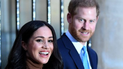 Queen Elizabeth Weighs In On Harry And Meghan's Future