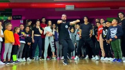 Bangalang - Young Felix ft Poke Choreography @andimurra_