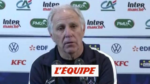 Girard «Les garçons ont mouillé le maillot» - Foot - Coupe - Paris FC