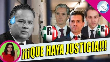Día Gris Para 4T; Priistas Buscan Hundir a Santiago Nieto, AMLO y Gobierno Fed Lo Defenderán