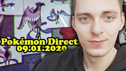 KUSCH reagiert auf Pokémon Direct: 09.01.2020
