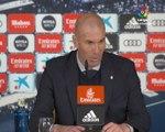 20e j. - Zidane se souvient de l'arrivée de Varane au Real