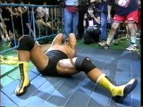 AJPW - 06-08-2001 - Genichiro Tenryu (c) vs. Keiji Mutoh (Triple Crown Championship)