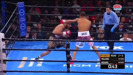 Julian Williams vs Jeison Rosario (18-01-2020) Full Fight