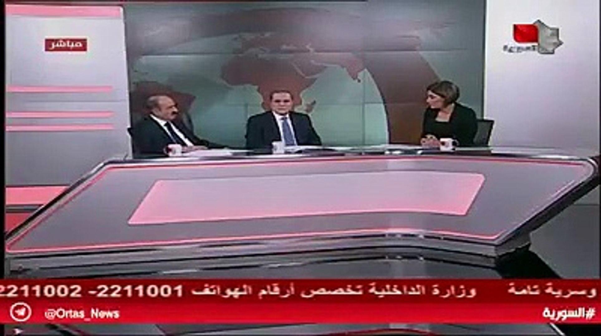 وزير داخلية أسد يعترف بالتجسّس على حسابات السوريين في فيسبوك! (فيديو)