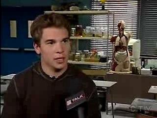 Interview Shane (ETalk Daily)