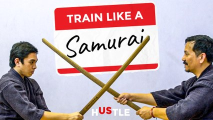 Train Like a Samurai Warrior
