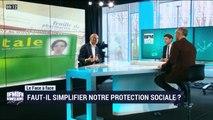 Pierre Guillocheau (Crédit Agricole Assurances) : Faut-il simplifier notre protection sociale ? - 19/01