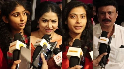 ജയറാമേട്ടൻ വീണ്ടും പൊളിച്ചടുക്കി | Pattabhiraman FDFS Theatre Response | Jayaram | Sheelu Abraham