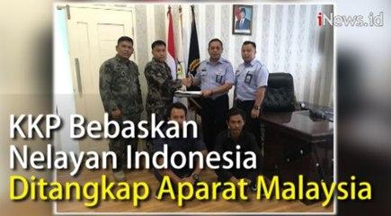 Video KKP Bebaskan Nelayan Indonesia Ditangkap Aparat Malaysia