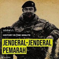 JENDERAL-JENDERAL PEMARAH