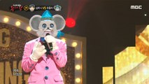 [2round] 'mouse' -Clockwork  , 복면가왕 20200119