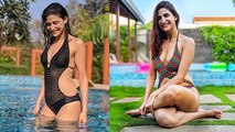 Aahana Kumra Raises The Temperature With Her Latest Pics In Swim Suit | Boldsky
