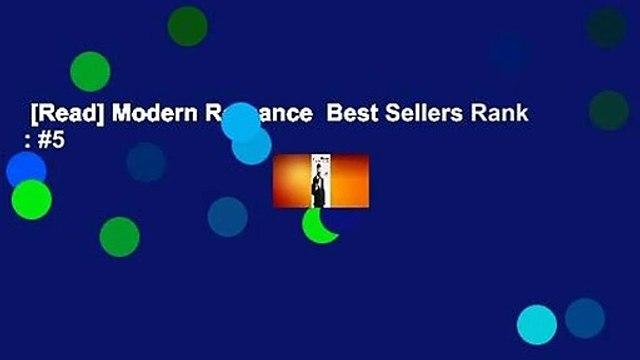 [Read] Modern Romance  Best Sellers Rank : #5