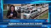 Keperluan Administrasi Korban Kecelakaan Bus Subang Ditanggung Jasa Marga