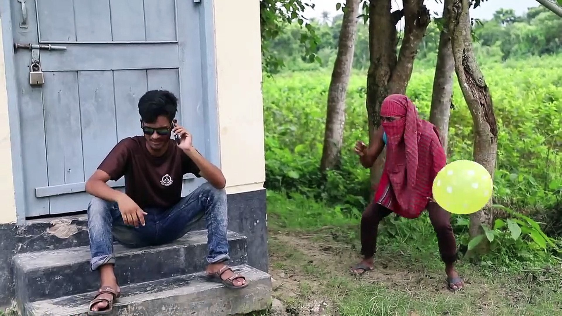 Must Watch New Funny   Comedy Videos 2019 - Episode 122 - Funny Videos -SohelAhmed
