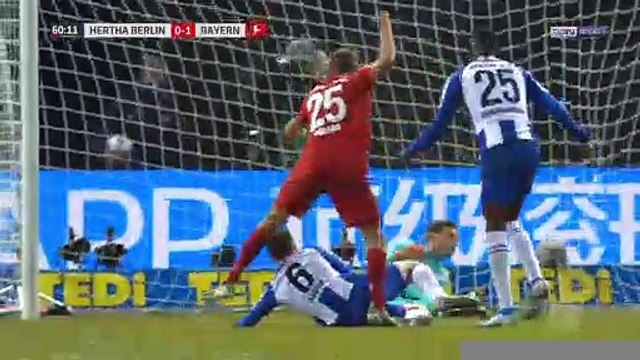Bundesliga : Le Bayern a pris son temps à Berlin