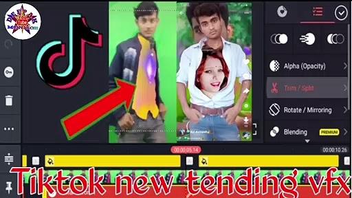 Tik Tok t-shirt video Kaise Banayenge| Tik Tok green screen video Kaise Banayenge | Tiktok VFX video t-shirt Kaise banaenge
