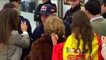 """Carlos Sainz ya está en casa: """"Me he ganado el derecho a decidir si sigo o me voy"""""""