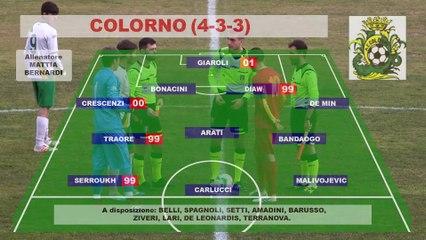 Colorno - San Felice 2-2, highlights e interviste