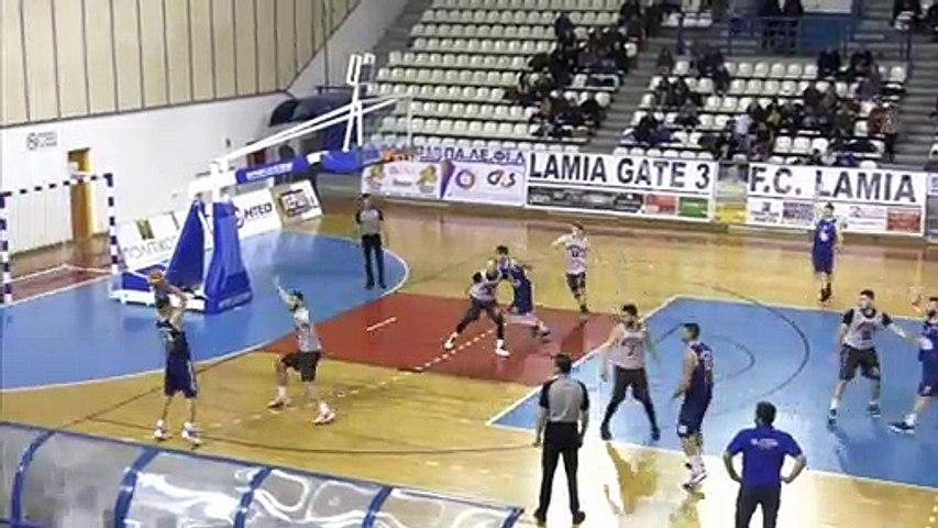 Έσπερος Λαμίας-ΠΑΣ Γιάννινα 56-76