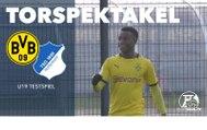 Moukoko mit Doppelpack | Borussia Dortmund U19 - TSG 1899 Hoffenheim U19 (Testspiel)