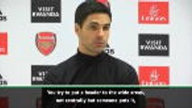 Draw against Sheffield United not lack of concentration - Arteta