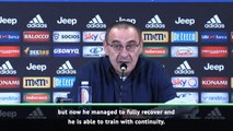 Ronaldo's confidence is at its best right now - Sarri